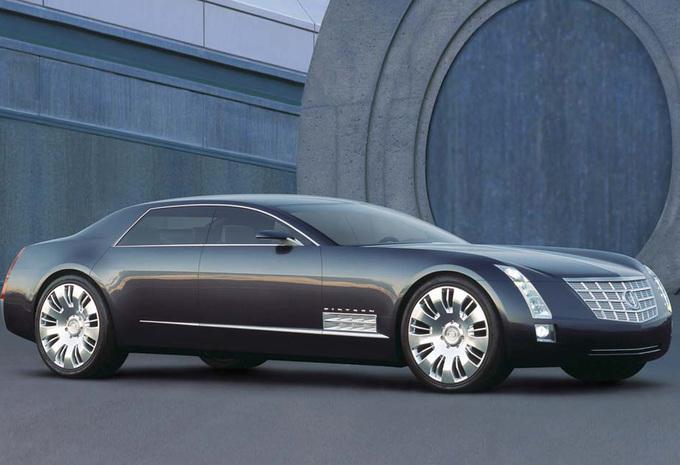 Cadillac Sixteen : retour vers le futur, en 2003 #1