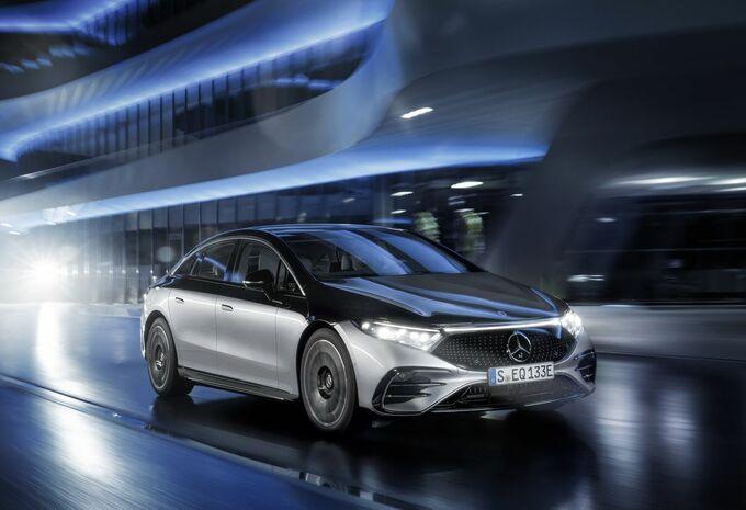Mercedes EQS : plus intelligente que l'homme ? #1