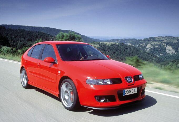 Essai vintage - Seat Leon Cupra R : Autopista killer! #1