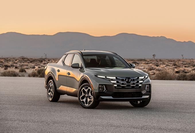 Hyundai Santa Cruz: manusje-van-alles #1