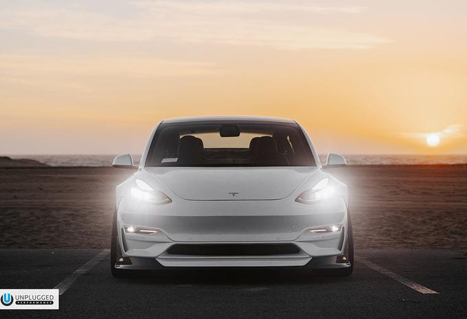 Deze Tesla Model 3 is sneller dan een 911 GT3 RS op het circuit #1
