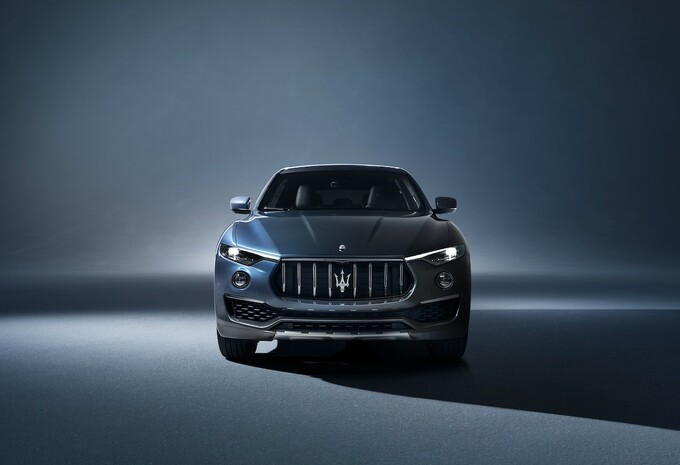 Maserati Levante Hybrid heeft hoge CO2 #1