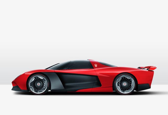 De nieuwe hypercar van designer Walter de'Silva #1