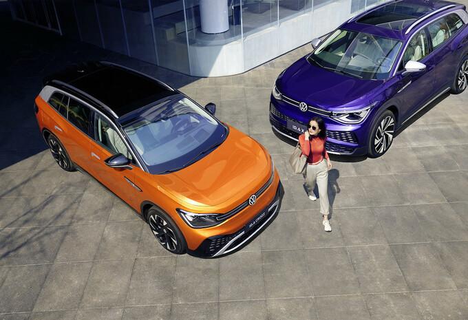 Volkswagen ID.6, la familiale électrique pour la Chine #1