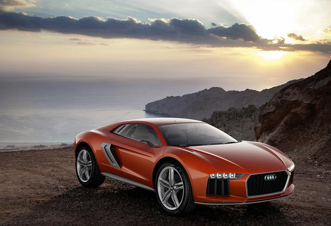 Audi Nanuk Quattro Concept 2013, retour vers le futur #1