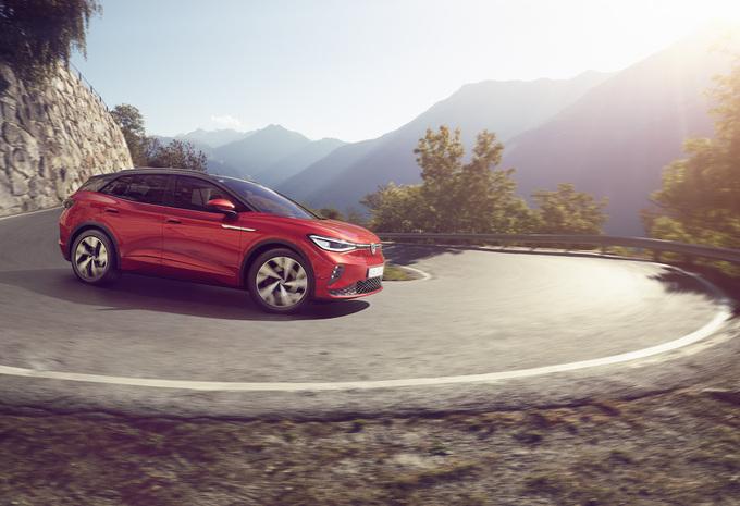 Volkswagen ID.4 GTX: elektrische én sportieve SUV? #1