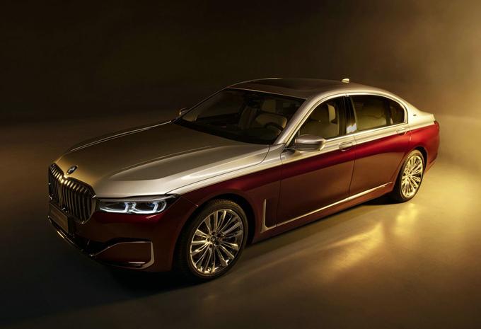 Deze BMW 7 Reeks wil een Maybach zijn #1