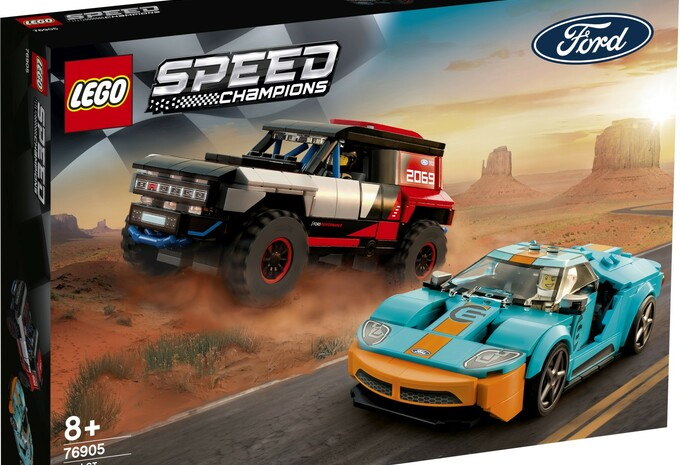 Lego Speed Champions: 9 coole auto's voor zomer 2021 #1