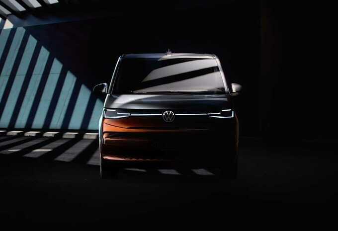 Volkswagen Multivan : premières informations sur le T7 #1