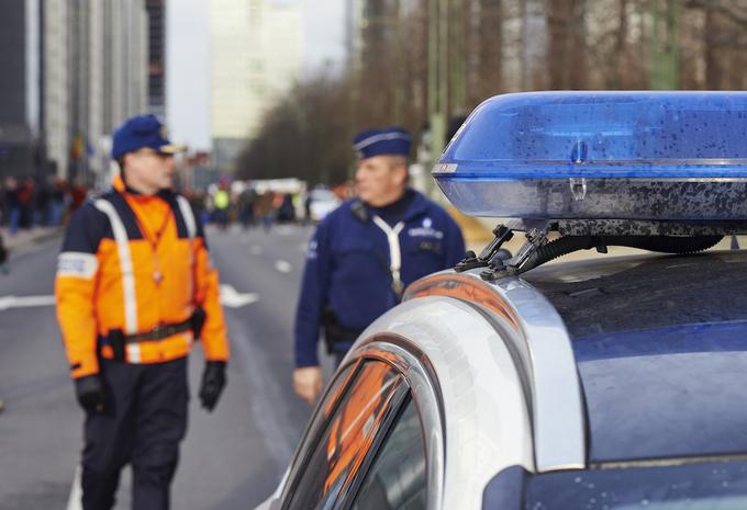 Verkeersregels: Belgische chauffeur blijft slechte leerling #1