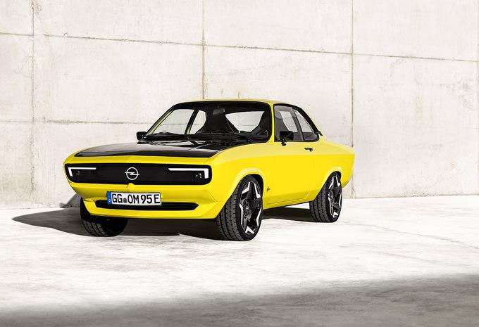 2021 Opel Manta ElektroMOD