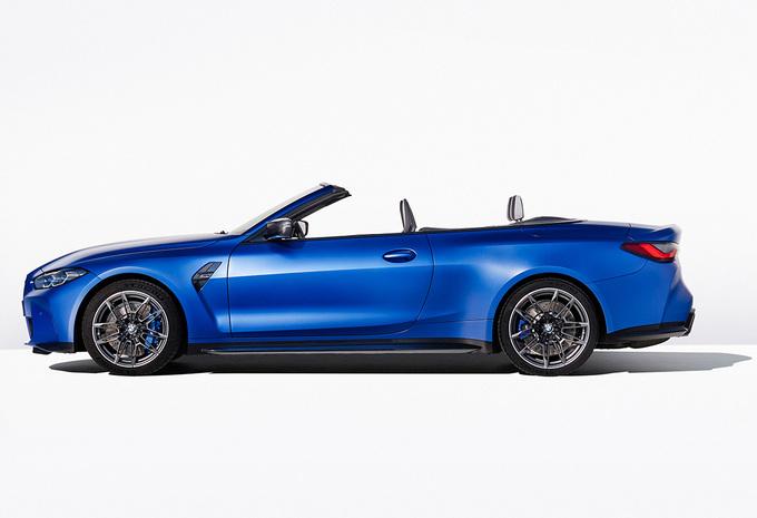 BMW Série 4 Cabriolet, aussi en M4 Competition xDrive #1
