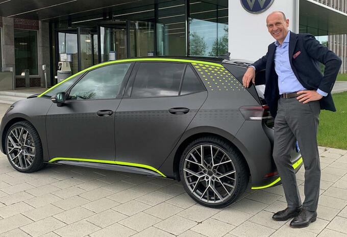 Volkswagen ID X 2021