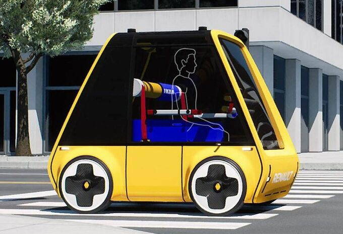 Ikea Höga: Zweedse Citroën Ami? #1