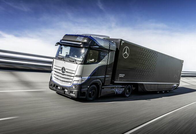 Shell et Daimler Truck partenaires dans l'hydrogène #1