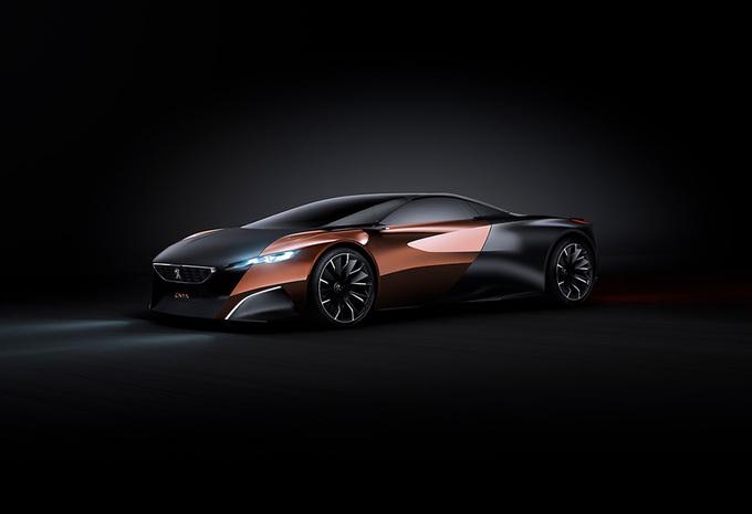 Retour vers le futur avec la Peugeot Onyx de 2012 #1