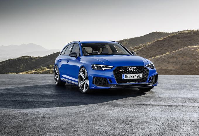 Audi RS4 Avant 2021