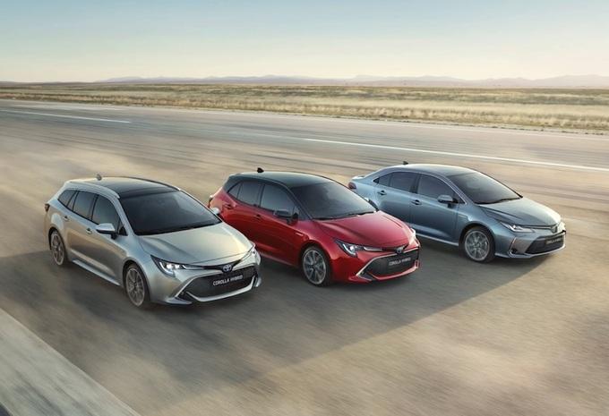 Top 20 best verkochte auto's wereldwijd in 2020