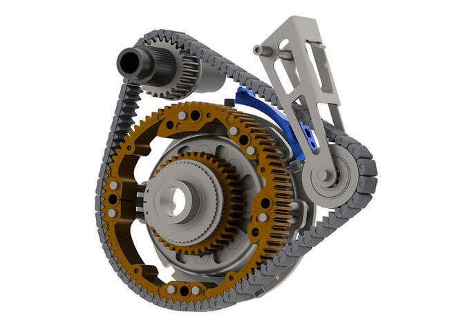 Immotive Ingear: innovatieve transmissie voor elektrische voertuigen #1
