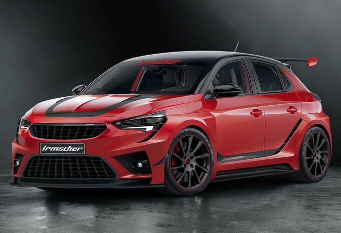 Irmscher Opel Corsa iRC, l'OPC qu'Opel ne fera pas #1