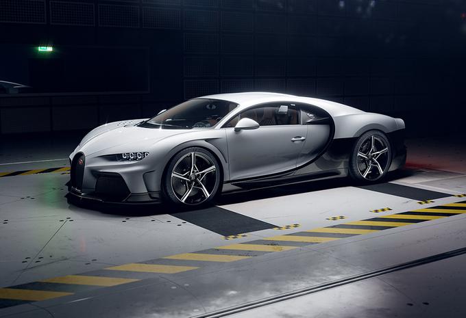 Bugatti Chiron Super Sport - en avant toute #1