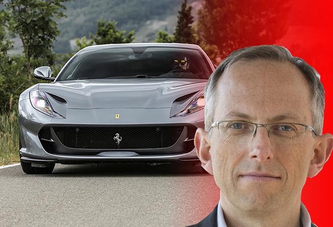 Ferrari a un nouveau patron, Benedetto Vigna #1
