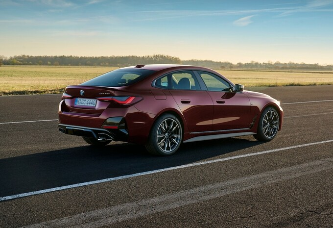 Officieel: BMW 4 Gran Coupé (2021) #1