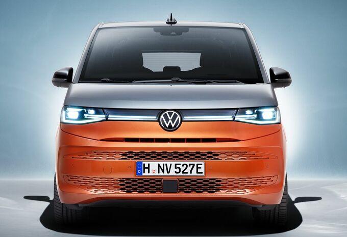 Officieel: Volkswagen Multivan T7 ook als eHbyrid #1