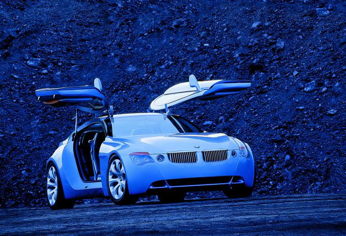 Retour vers le futur avec la BMW Z9 Gran Turismo #1