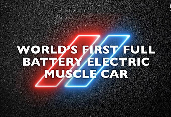 Dodge lance une offensive électrique et vise Tesla #1