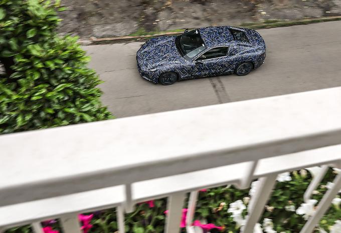 Maserati GranTurismo, les premières images #1