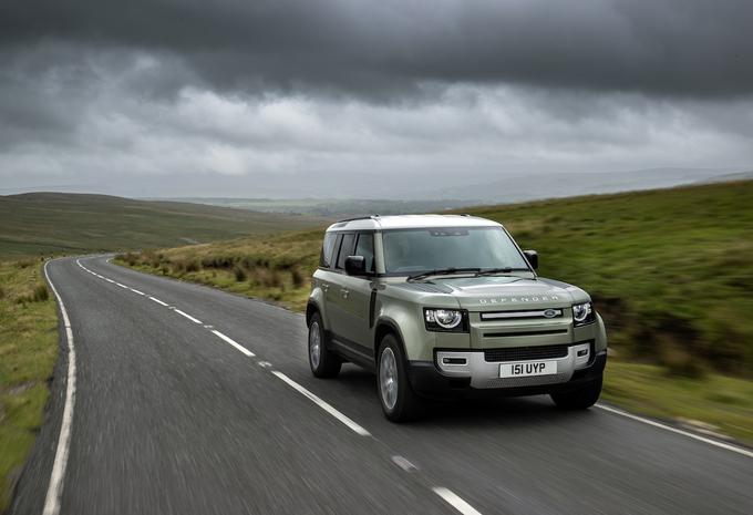 Jaguar Land Rover se lance dans la pile à combustible #1