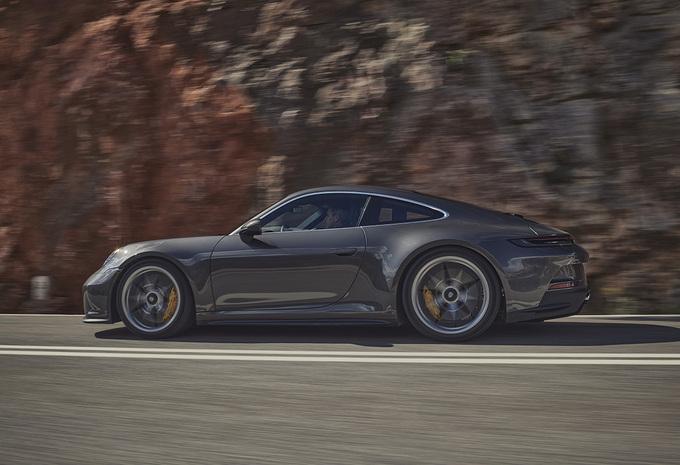 Porsche 911 992 GT3 nu ook als subtiele Touring #1
