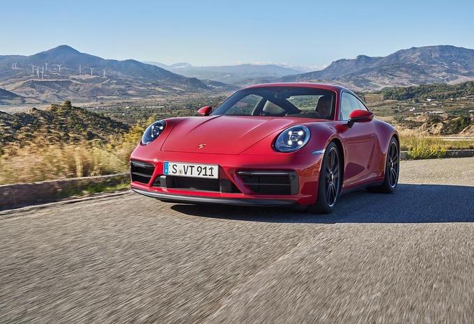Porsche 911 nu ook als GTS (+ prijs België) #1
