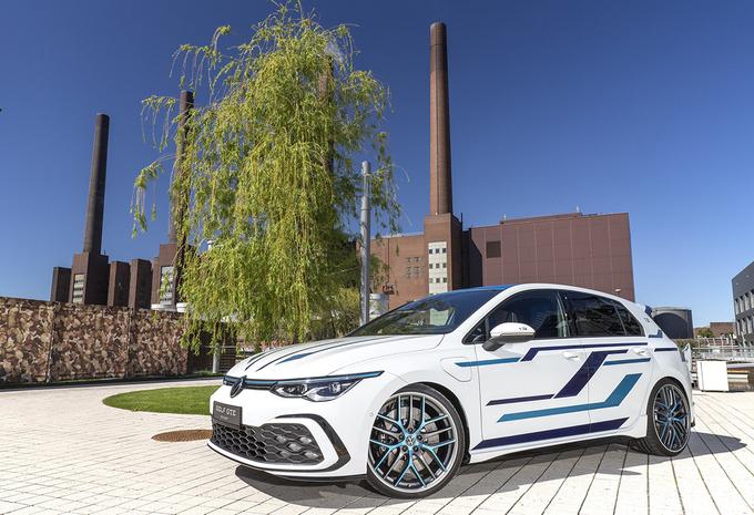 Volkswagen Golf GTE Skylight : pour un Wörthersee annulé en 2021 #1