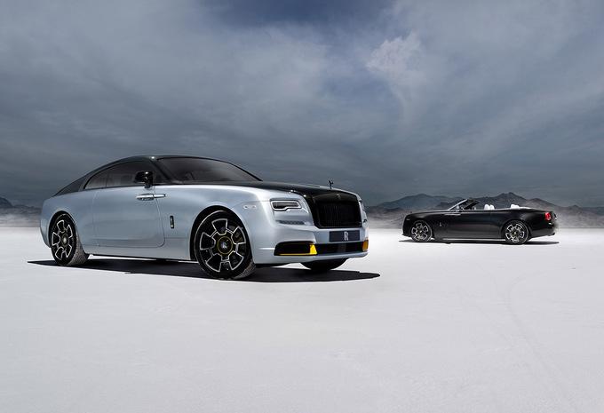 Rolls-Royce Landspeed Collection : hommage au pionnier britannique #1
