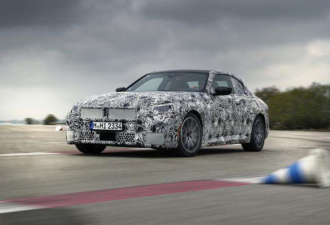 BMW Série 2 : débuts au Festival de vitesse de Goodwood #1