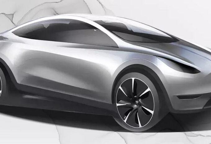 Baby Tesla 2023