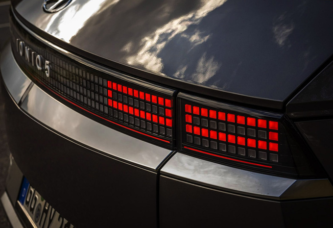 Top 5 - design rétro pour véhicules de production modernes