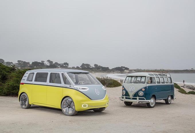 Que savons-nous déjà de la Volkswagen ID.Buzz (2022) ? #1