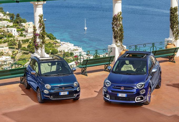 Fiat 500X Yachting : le SUV-cabriolet par Fiat #1