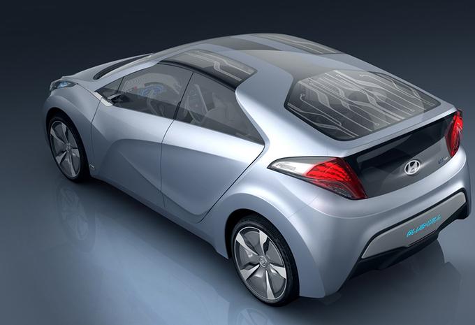 Retour vers le futur avec la Hyundai Blue-Will de 2009