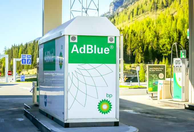AD Blue BMW Volkswagen UE