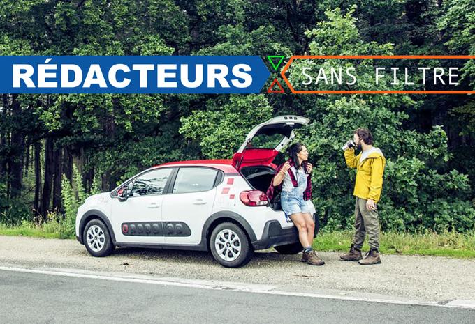 Rédacteurs sans filtre - Voiture partagée - Moniteur Automobile