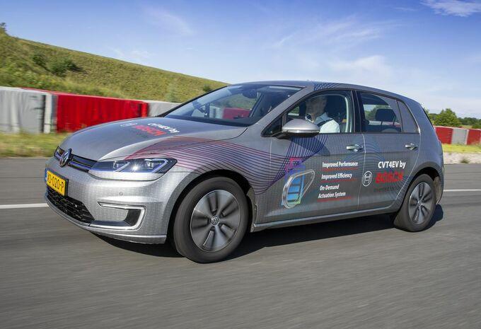 Bosch a une CVT pour voiture électrique #1