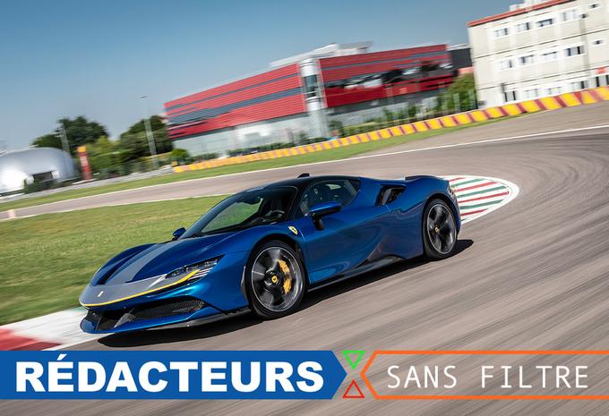 Rédacteurs sans filtre - Quel avenir pour les voitures sportives ? #1