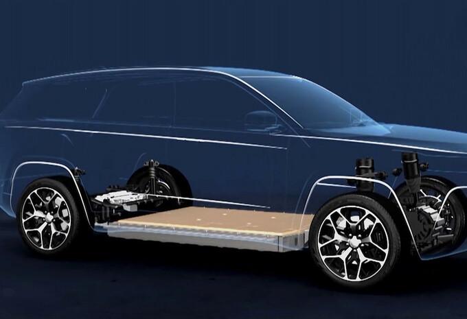 Jeep EV strategy 2025