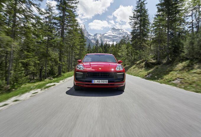 Porsche Macan krijgt opfrisbeurt voor 2021 #1