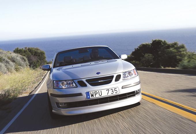 Vintage - 2003 Saab 9-3 Cabriolet, le cabrio qui venait du froid #1