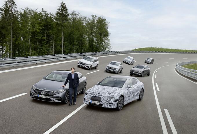 Mercedes passe de EV First à EV Only #1